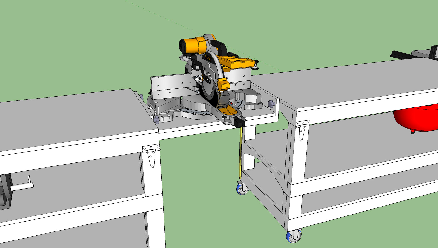 Image Result For Tall Rolling Cart